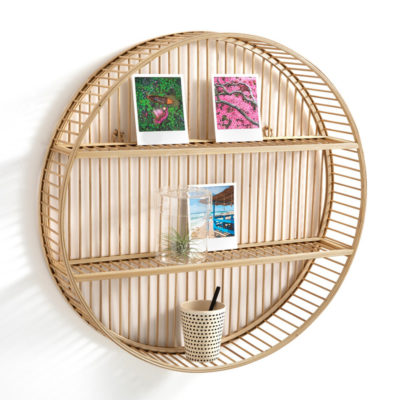 Полка Wicker Bamboo Shelf
